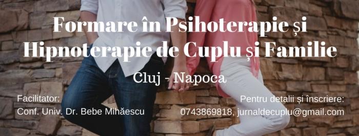 Formare în Psihoterapie și Hipnoterapie de Cuplu și Familie (1)